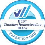 seal-best-blogger-christian-homesteading